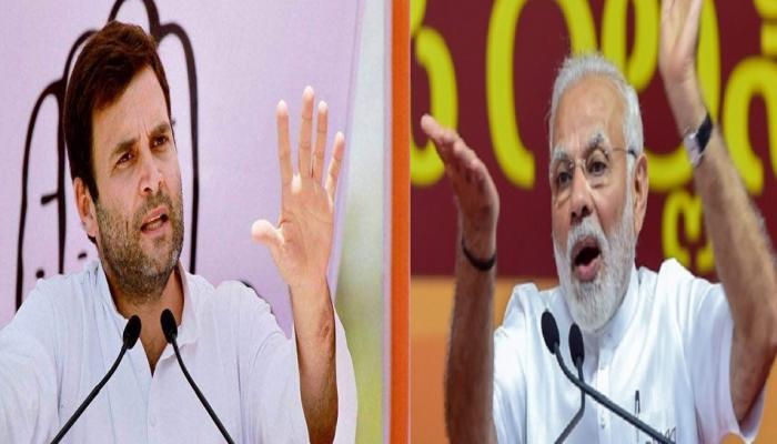 karnataka elections 2018 narendra modi rahul gandhi and other congress bjp leaders' statements which created controversy