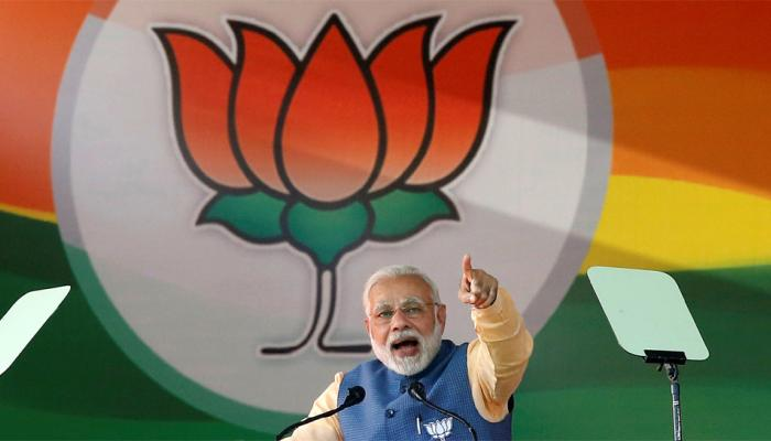 कर्नाटक चुनाव 2018 : सियासी बिसात पर भाजपा ने चले ये 5 दांव और कांग्रेस को मिली मात