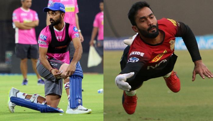IPL 2018 : रोज बदल रहा है प्लेऑफ में पहुंचने का हिसाब, जानिए क्या है कोलकाता राजस्थान का हाल