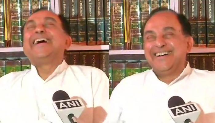 कर्नाटक में हार के बाद कांग्रेस ने उठाया EVM पर सवाल तो सुब्रमण्यम स्वामी ने दिया ये रिएक्शन
