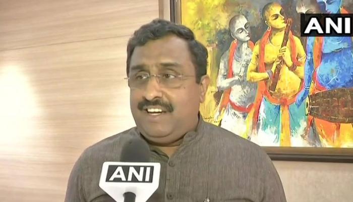 राम माधव बोले- कर्नाटक में BJP की जीत में RSS कार्यकर्ताओं का अहम योगदान