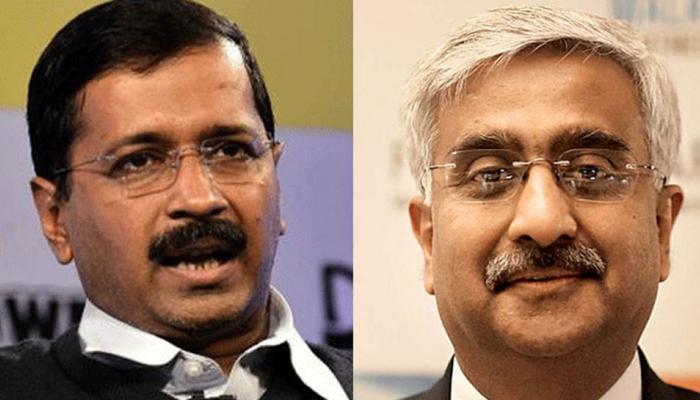 मुख्य सचिव से मारपीट मामला: CM केजरीवाल को दिल्ली पुलिस का नोटिस, 18 मई को होगी पूछताछ