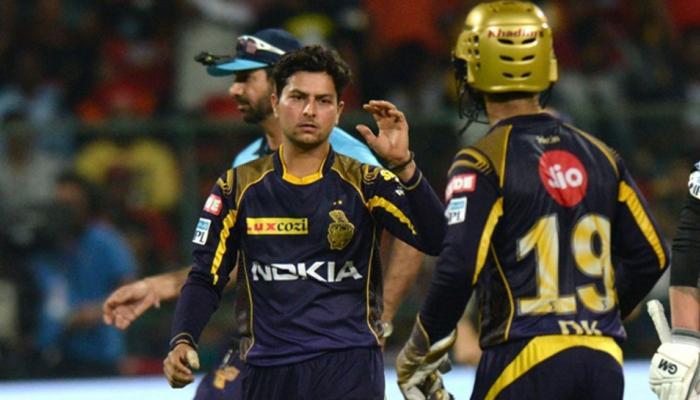 VIDEO: 'चाइनामैन' ने राजस्थान के खिलाफ जड़ा 'चौका', टी-20 में तीसरी बार किया यह कारनामा