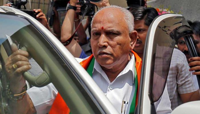 तीसरी बार CM बने येदियुरप्पा, सत्ता में कभी पूरे नहीं कर पाए 5 साल, इस बार भी सस्पेंस बरकरार