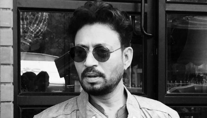 कैंसर से जूझ रहे इरफान खान ने 2 महीने बाद यूं दिखाई ट्विटर पर झलक