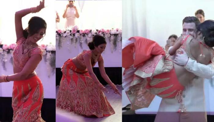 Video: फिरंगी दुल्हन ने शादी पर दिया ऐसा Surprise, दूल्हे ने यूं जताया प्यार