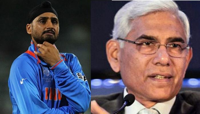डे नाइट टेस्ट विवाद : हरभजन चाहते हैं कि भारत खेले, विनोद राय बोले- खिलाड़ी तैयार नहीं