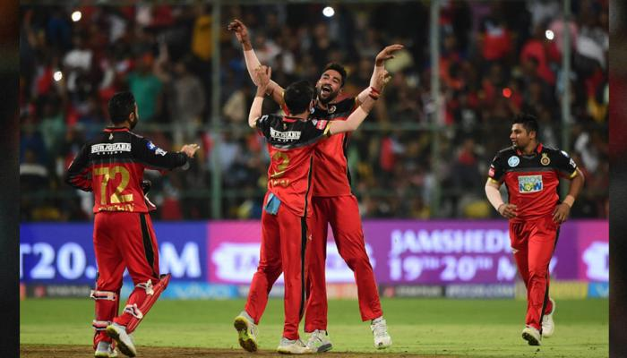 IPL 2018 : Bangaluru-Hyderabad match was full of thrlling moments