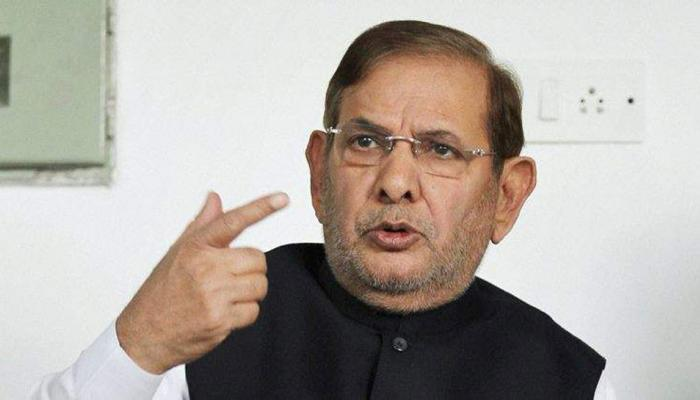 शरद यादव ने लॉन्च की नई पार्टी, जदयू-बीजेपी ने साधा निशाना