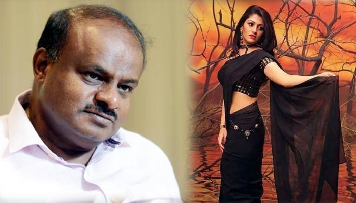 JDS Leadear HD kumarswamy Wife Radhika Kumarswamy