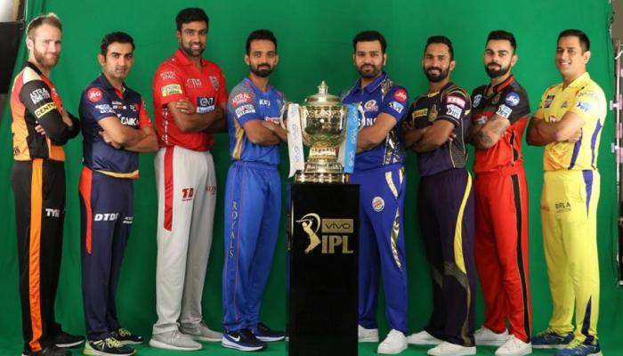 Most sixes in IPL 2018, Top on point table SRH on last number