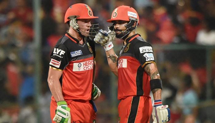 IPL 2018, RR vs RCB, Statistics and records Virat Kohli, AB De Villiers, Heinrich Classen