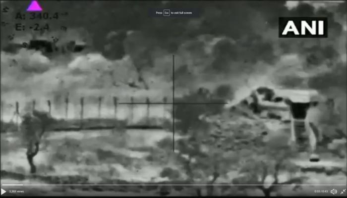 VIDEO : BSF ने उड़ाए बंकर तो बंध गई पाकिस्तान की घिग्गी, कहा-बंद कर दीजिए फायरिंग