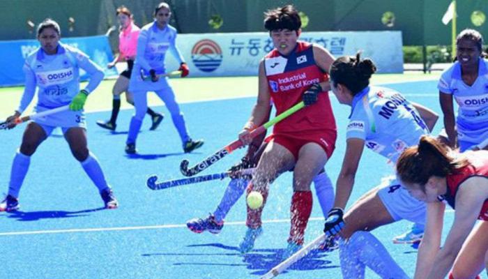 महिला हॉकी : एशियाई चैम्पियंस ट्रॉफी के फाइनल में हारा भारत