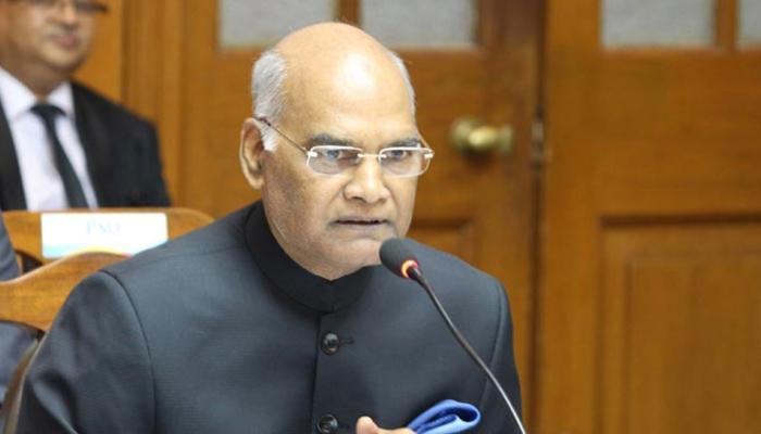 राष्ट्रपति रामनाथ कोविंद ने कहा - राष्ट्र निर्माण में विज्ञान और प्रौद्योगिकी की भूमिका बरकरार रहनी चाहिए