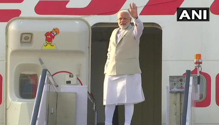 रूस के लिए रवाना हुए PM मोदी, कहा- पुतिन से बातचीत दोनों देशों के रिश्तों को नई ऊंचाई पर ले जाएगी