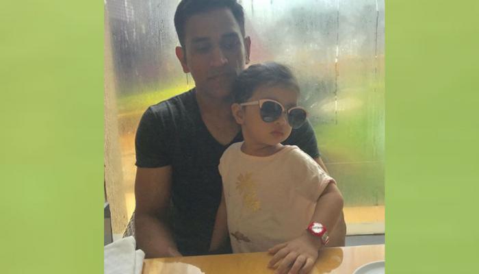 VIDEO: पंजाब के IPL से बाहर होने के बाद ऐसे खिलखिलाईं जीवा, सब हो गए फैन