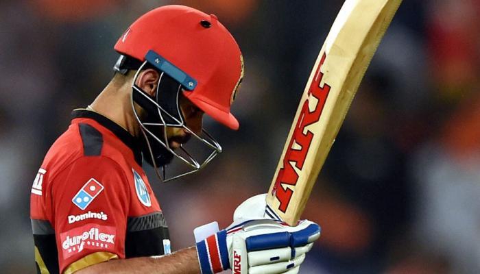 टीम इंडिया के कप्तान विराट कोहली अपनी IPL टीम को आधे मैच भी नहीं जिता पाए