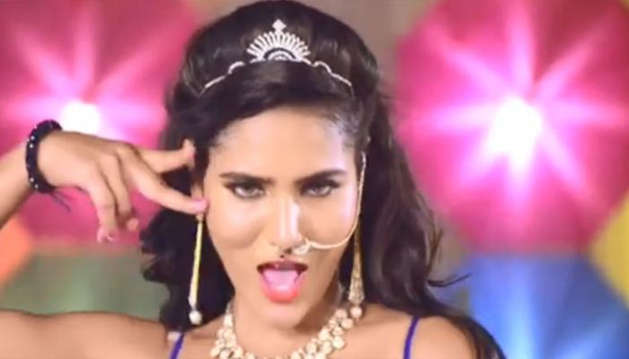 भोजपुरी फिल्म की 'सनी लियोनी' कही जाने वाली 'पल्लवी सिंह' का यह गाना हो रहा वायरल