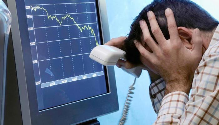 लगातार 5वें दिन गिरा बाजार, सेंसेक्स 232 अंक, निफ्टी 80 अंक गिरकर बंद