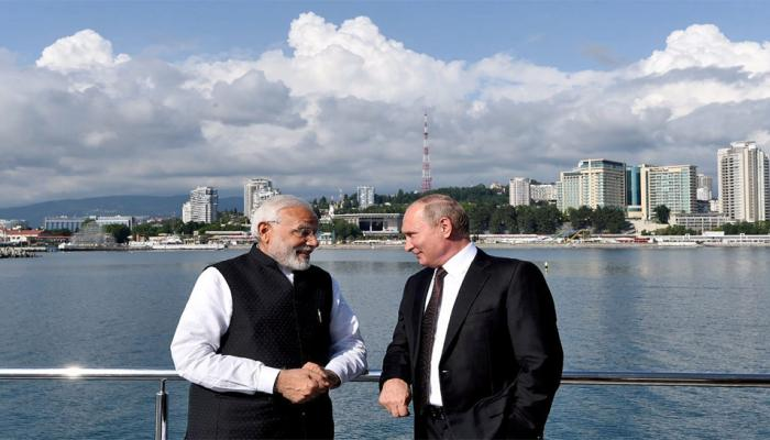 भारत और रूस की दोस्ती समय की कसौटी पर खरी उतरी है : पीएम मोदी