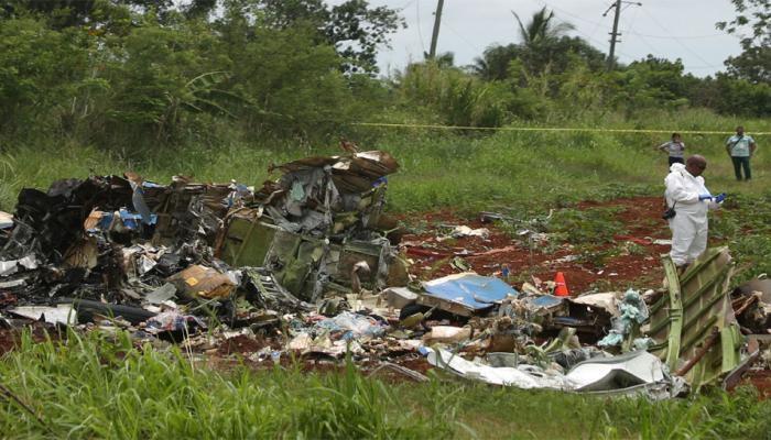 क्यूबा विमान हादसा : दुर्घटना में जिंदा बची एक महिला की मौत, मृतकों का आंकड़ा 111 तक पहुंचा