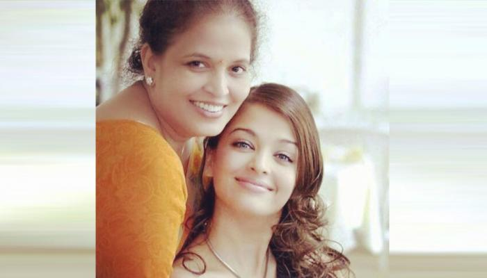 aishwarya rai bachchan wished her mom a very happy birthday with this adorable pic