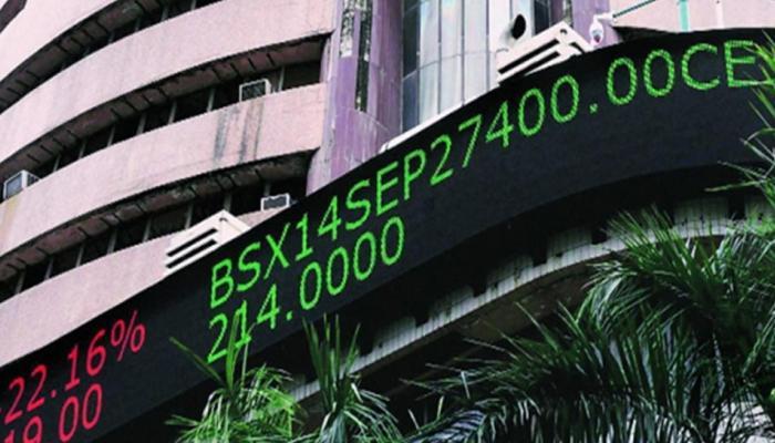 शेयर बाजार में लौटी रौनक, सेंसेक्स 150 अंक चढ़ा, निफ्टी 10450 के ऊपर निकला