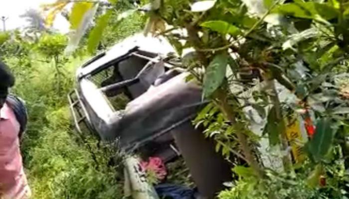 खगड़िया में भीषण सड़क दुर्घटना, मौके पर तीन लोगों की मौत