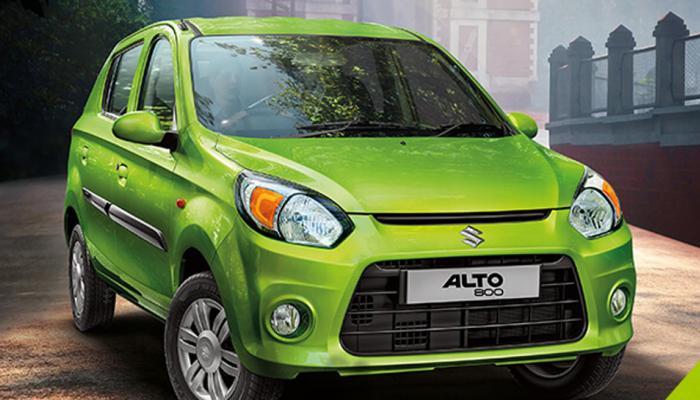 Maruti Alto की बादशाहत खत्म, बिक्री के मामले में पहले नंबर पर आई यह कार