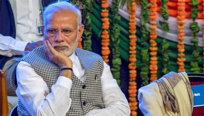 सर्वे में दावा-2019 में भाजपा के लिए खतरे की घंटी, घटता वोट प्रतिशत दे सकता है झटका