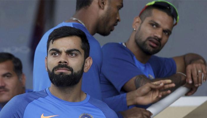 विराट कोहली की चोट से खुश हरभजन सिंह, कहा- अच्छा है काउंटी नहीं खेल रहे