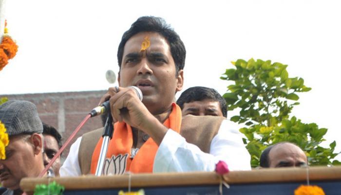 Top news of hindi and english newspaper life threat to BJP MLA Pankaj Singh, son of home minister Rajnath