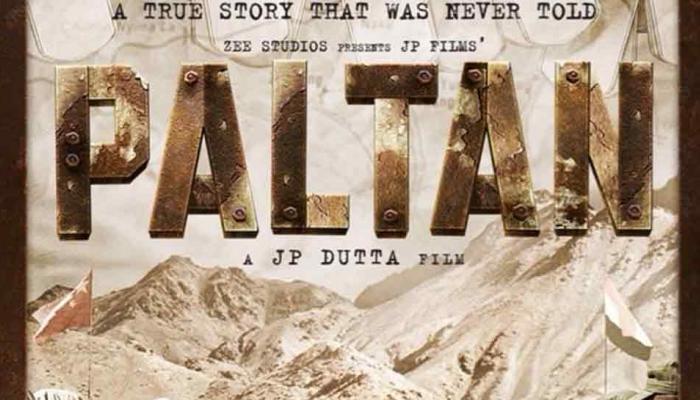 जुलाई में रिलीज होगा 'पलटन' का ट्रेलर, इंडो-चीन वॉर पर आधारित होगी फिल्म की कहानी