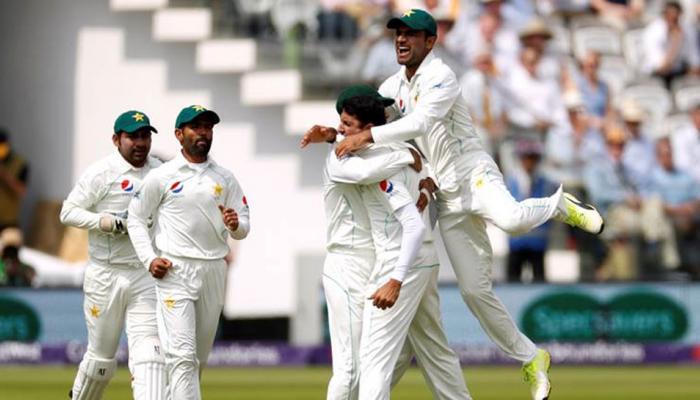 लंदन टेस्ट : पाकिस्तान ने इंग्लैंड को 9 विकेट से हराया, सीरीज पर बनाई बढ़त