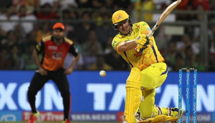 वॉटसन ने किया खुलासा, क्या थी हैदराबाद की गेंदबाजी से निपटने की रणनीति