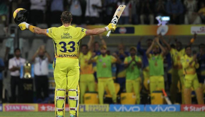 IPL 2018: वॉटसन ने फाइनल में शतक को बताया 'स्पेशल', हैदराबाद के इस गेंदबाज को सराहा