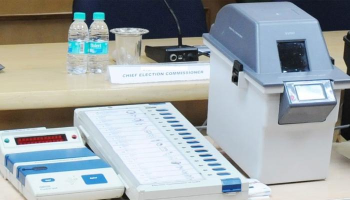 उपचुनाव : कैराना में में 20 फीसदी VVPAT मशीनों को बदलना पड़ा