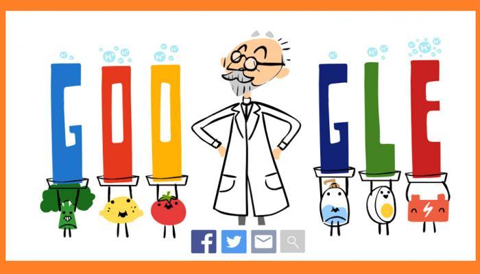 Fun से भरा है गूगल का आज का Doodle, जानें किस शख्सियत को हुआ है डेडिकेट