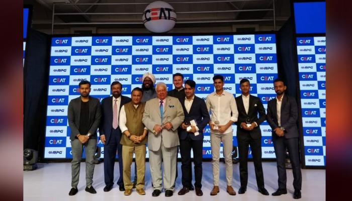 Indian Cricketers boom in Ceat Cricket awards, Virat kohli becomes International Cricketer third time