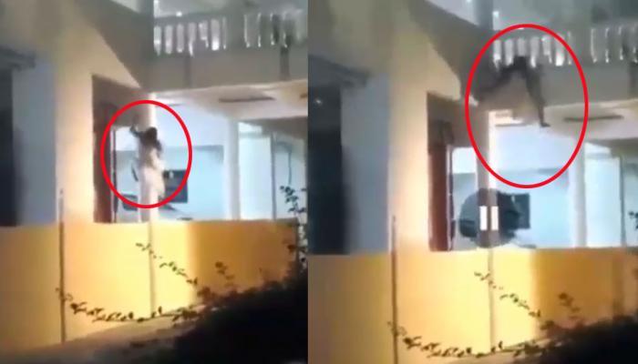 सोशल मीडिया पर वायरल हो रहा है 'चुड़ैल' का यह VIDEO, जानें इसकी असलियत