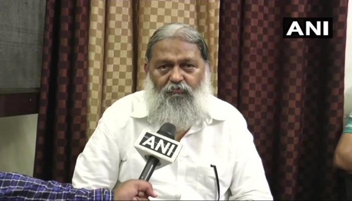 देश के हर नागरिक का कुछ समय के लिए RSS में शामिल होना अनिवार्य हो- अनिल विज