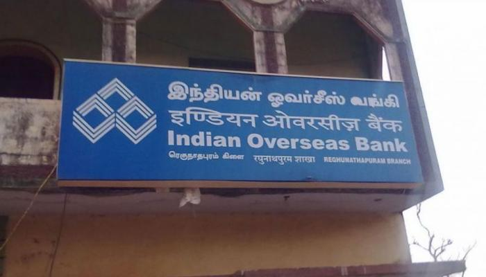 इंडियन ओवरसीज बैंक को 3,606.73 करोड़ रुपये का घाटा