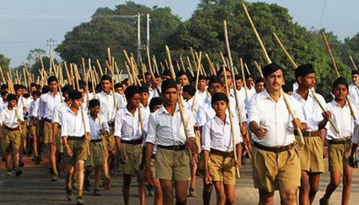 RSS is trying hard to change his image perception