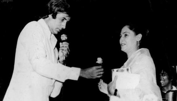 अपनी शादी की 45वीं सालगिरह पर अमिताभ ने शेयर की जया बच्चन की ऐसी तस्वीर