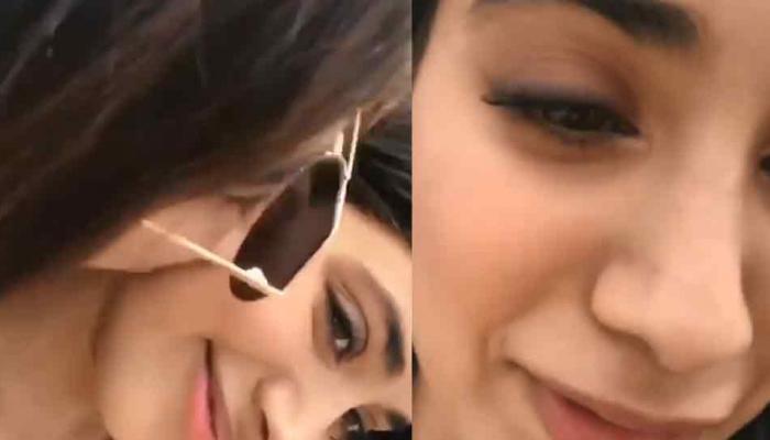 श्रीदेवी की बेटियों का VIDEO हुआ वायरल, प्यार भरे अंदाज में यह करती दिखीं खुशी कपूर