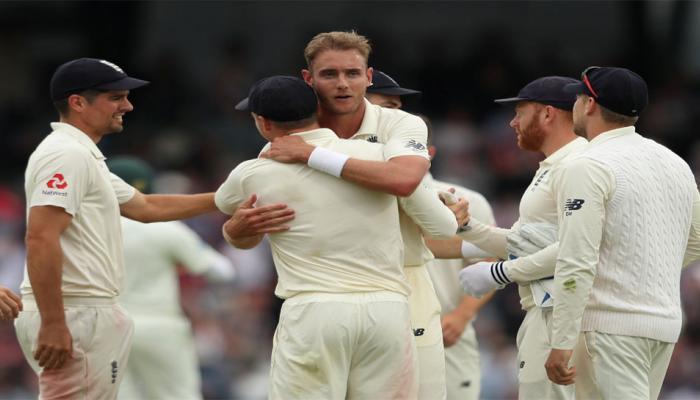 लीड्स टेस्ट : इंग्लैंड ने पाकिस्तान को पारी और 55 रन से दी मात, सीरीज 1-1 से बराबर