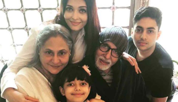 अमिताभ और जया बच्चन की 45वीं सालगिरह पर ऐश्वर्या राय ने शेयर की यह प्यारी PIC