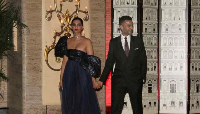 natasha poonawalla organised a party for newly wed couple sonam kapoor and anand ahuja