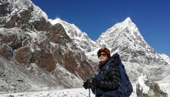 Shivangi conquered mount Everest after getting sarcasm from her mother